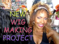 New Lace Frontal Wigmaking Project