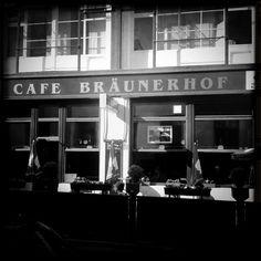 Café Bräunerhof 1/2, Fotografie: Moka Consorten