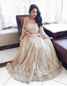 )nline Shopping of Beautiful Net Fluffy Latest Lehenga Choli From Mongoosekart, Huge Collection of Latest Lehenga Designs Available here Lehenga Choli Designs, Bridal Lehenga Choli, Indian Lehenga, Net Lehenga, Punjabi Lehenga, Lengha Design, Latest Bridal Lehenga, Bridal Sari, Lehnga Dress