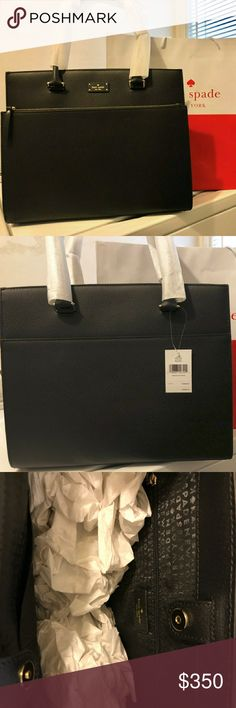 Kate Spade Grove Street Purse Brand New, never used w/original tags and purchasing bag. kate spade Bags Shoulder Bags