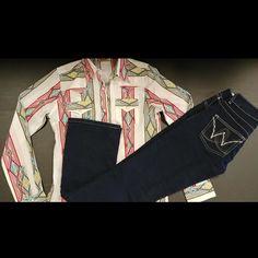 Un autre joli ensemble pour vous mesdames! Passez vite en magasin pour vous gâter! Westerns, Madame, Rock Revival, Pants, Fashion, Western Wear, Store, Pretty, Other