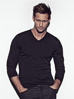 Alexander Skarsgård studied theatre at Leeds Metropolitan University in the UK and at Marymount Manhattan College in New York. He now appears on television as Eric Northman, a 1,000-year-old Viking vampire, on HBO's series True Blood, now in its fifth season. Upcoming films include The East (2012), What Maisie Knew (2012) and Disconnect (2012). He is also the Face of Encounter Calvin Klein