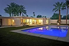 Palm Springs Mid Century