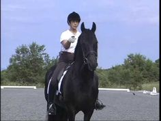 Jane Savoie Shows You How To Supple Your Horse's Poll