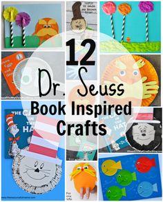 Dr. Seuss book inspi