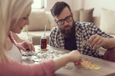 The Surprising Benefits of Puzzle Solving for Adults – USA TODAY Classifieds Puzzle Shop, Map Puzzle, Puzzle Board, Color Puzzle, Fun Activities To Do, Sock Shop, Fun Challenges, Craft Shop