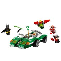 16.14$  Watch here - http://ali2b6.shopchina.info/go.php?t=32796556792 - LEPIN Batman Series The Riddler Riddle Racer Building Blocks Bricks Movie Model Kids Toys Marvel Compatible Legoe 16.14$ #buychinaproducts