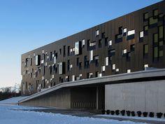 Perimeter Institute of Theoretical Physics by livinginacity, via Flickr