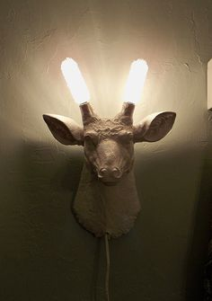 Have you ever wonderedWall Sconce Faux by Bornanoldsoul on Etsy, $135.00