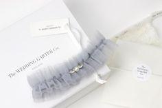 Handmade wedding garter and an exclusive reader treat | Love My Dress® UK Wedding Blog