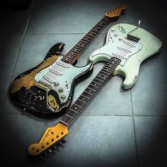 Image result for reliced guitars