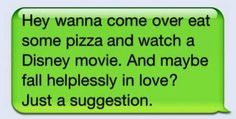 I will marry how ever texts me this one day