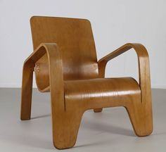 Han Pieck Lounge Chair for Lawo Ommen, The Netherlands For Sale at 1stdibs