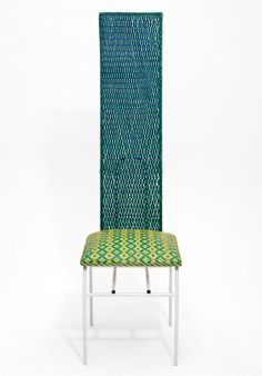 Stunning bamboo weave chair W05 - W