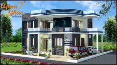 4 bedrooms duplex (2 floors) home.Area: 210m2 (14m X 15m).Click link (http://apnaghar.co.in/house-design-428.aspx  )  to view free floor plans (naksha) and other specifications for this design. You may be asked to signup and login. Website: www.apnaghar.co.in, Toll-Free No.- 1800-102-9440, Email: support@apnaghar.co.in