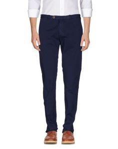 LUIGI BORRELLI NAPOLI Men's Casual pants Slate blue 38 jeans
