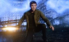 Logan Lerman, Percy Jackson: Sea of Monsters | PERCY JACKSON: SEA OF MONSTERS Percy (Logan Lerman) returns