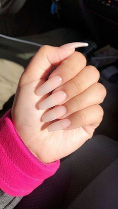 Some of my very most FAQs have to do with my nails! At any time I get my nails done I get tons and also lots of DMs regarding it. What did you do for you nails? Dream Nails, Love Nails, How To Do Nails, Gorgeous Nails, Pretty Nails, Long Acrylic Nails, Clear Acrylic, Birthday Nails, Nail Technician