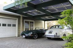 Getting Beyond Custom: Solar Carports in the Residential Market