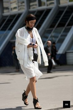 jpmv_jaiperdumaveste_nabile-quenum_street_fashion_streetstyle_style_paris_ambie-stapleton_rick-owens_ss14_woman_bercy  www.jaiperdumaveste.com