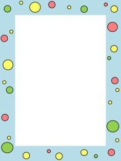 A collection of 24 colorful frames and borders to use when creating classroom items or TPT items. Feel free to use on your priced items.
