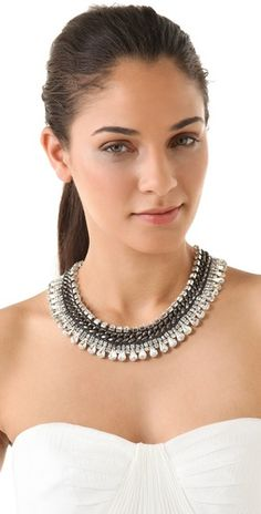 Venessa Arizaga Twinkle Twinkle Necklace, $425.00