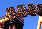 Death-Defying Tatsu at Six Flags Magic Mountain
