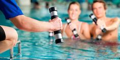 How to Exercise in a Swim Spa in 7 Easy Steps https://www.greatbackyard.com/blog/exercise-swim-spa-7-easy-steps/?utm_campaign=coschedule&utm_source=pinterest&utm_medium=The%20Great%20Backyard%20Place&utm_content=How%20to%20Exercise%20in%20a%20Swim%20Spa%20in%207%20Easy%20Steps