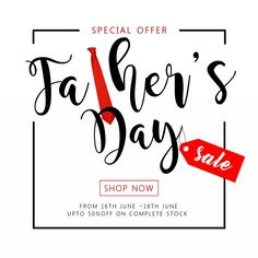 Customize this design with your video, photos and Father Day Ad, Fathers Day Poster, Fathers Day Sale, Father's Day Video, Father's Day Specials, Share Online, Flyer Template, Poster Templates, Social Media Graphics
