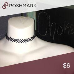 Black choker necklace Brand new NOT Brandy Melville Brandy Melville Jewelry Necklaces