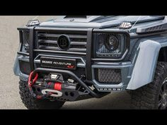 2018 Mercedes Benz G-Class 4x4, off-road, exterior, interior, engine - YouTube