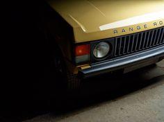 1982 Land Rover Range Rover - 2-door