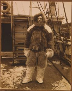 Robert Edwin Peary, Sr. was an American explorer who claimed to have reached the geographic North Pole with his expedition on April 6, 1909.