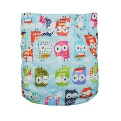 1 BABY AI2 PRINT RE-USABLE CLOTH DIAPER NAPPY+1 INSERT N15 [N15] - $5.59 : alvababy cloth diaper www.alvababy.com