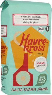 Havrekross - Steel cut oats - Saltå Kvarn Steel Cut Oats, Packaging Design, Salta, Design Packaging, Steel Cut Oatmeal, Package Design