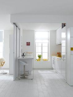 Revêtement de sol PVC, stratifié, salle de bain, cuisine, salon... - Côté Maison