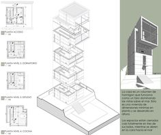 Tadao Ando 4x4 House Plans