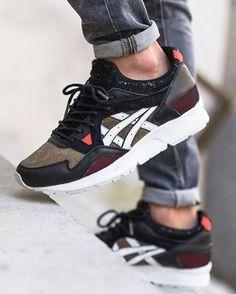 """Asics Gel Lyte III - Chubster favourite ! - Coup de cœur du Chubster ! - shoes for men - chaussures pour homme - #chubster #barnab #kicks #kicksonfire #newkicks #newshoes #sneakerhead #sneakerfreak #sneakerporn #trainers #sneakers #sneaker #shoeporn #sneakerholics #shoegasm #boots  #sneakershead #yeezy #sneakerspics #solecollector #sneakerslegends #sneakershoes #sneakershouts"