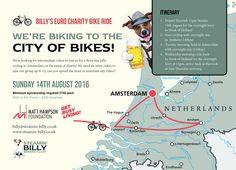 steamin billy Eoro bike ride