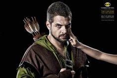 Começo de Vida: Robin Hood