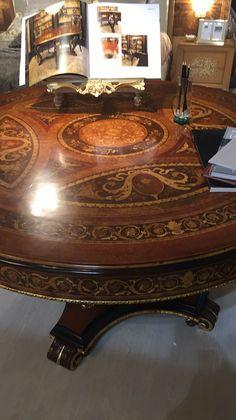 Inalid  table maggiolini