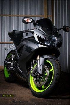 Black && neon gxr