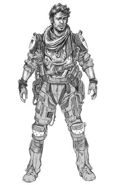 Body Armor from Titanfall 2