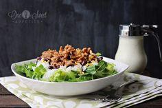 Sweet Pork Salads - Harmons Blogger   One Sweet Appetite