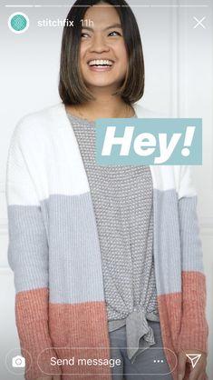8cf48cd3258 TX7RM Lisa Todd Classic Pop Striped Cashmere Sweater
