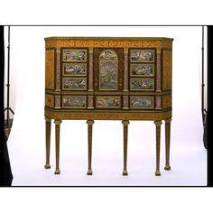 Italian Furniture, Antique Furniture, Painted Furniture, Furniture Making, Home Furniture, Furniture Design, Estilo Adam, Adam Style, Antiques Roadshow
