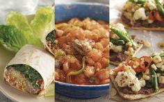 ¡Ni falta que te hará la carne! Seas vegetariano o no, estas 4 delicias vegetarianas …