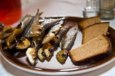 Comè veramente per un italiana mangiare a Tallinn