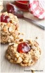 peanut butter and jelly thumbprint cookies 5