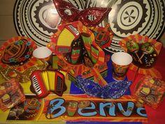 Vallenata Ideas Para Fiestas, Holidays And Events, Event Decor, Birthday, Happy, Honduras, Cuba, Bouquets, Classy